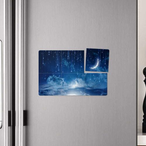 Магнитный плакат 3Х2  Фото 04, Звездное небо