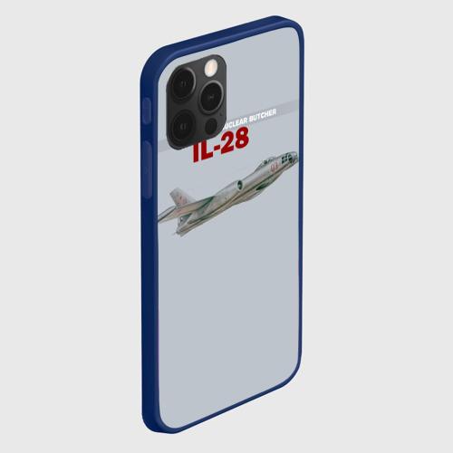 Чехол для iPhone 12 Pro Ил-28 Атомный Мясник Сталина Фото 01