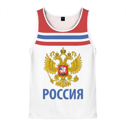 Мужская майка 3D  Фото 01, Путин