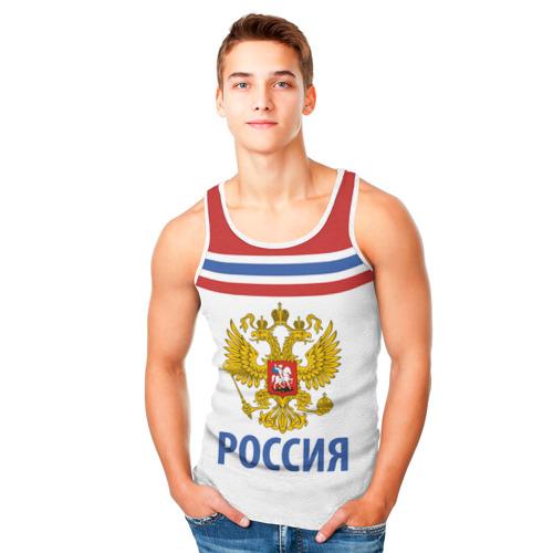 Мужская майка 3D  Фото 05, Путин