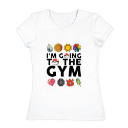 Pokemon I'm going to the gym (black)