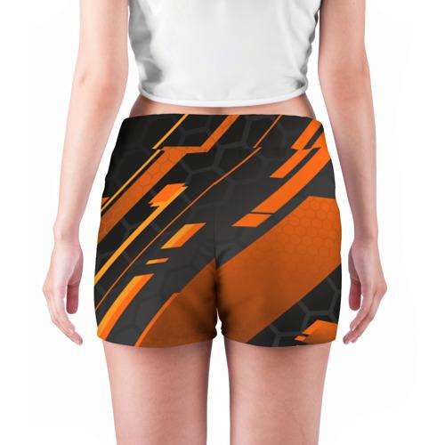 Женские шорты 3D  Фото 04, cs:go - Atomic Alloy (Атомный сплав)