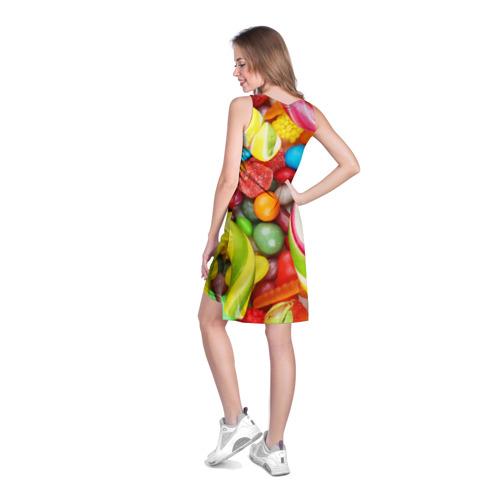 Платье-майка 3D Вкусняшки Фото 01