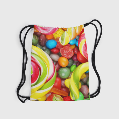 Рюкзак-мешок 3D Вкусняшки Фото 01