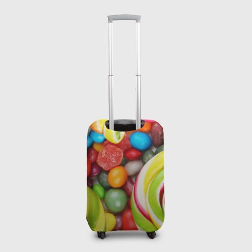 Чехол для чемодана 3D Вкусняшки Фото 01