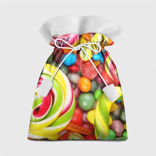 Подарочный 3D мешок Вкусняшки Фото 01