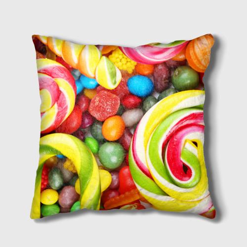 Подушка 3D Вкусняшки Фото 01