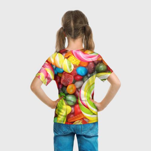 Детская футболка 3D Вкусняшки Фото 01
