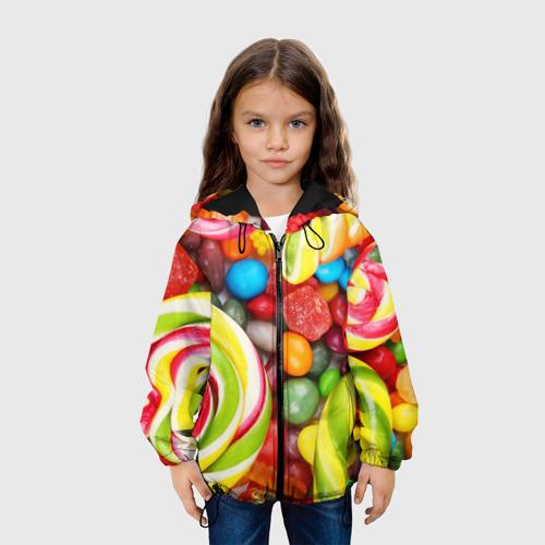 Детская куртка 3D Вкусняшки Фото 01