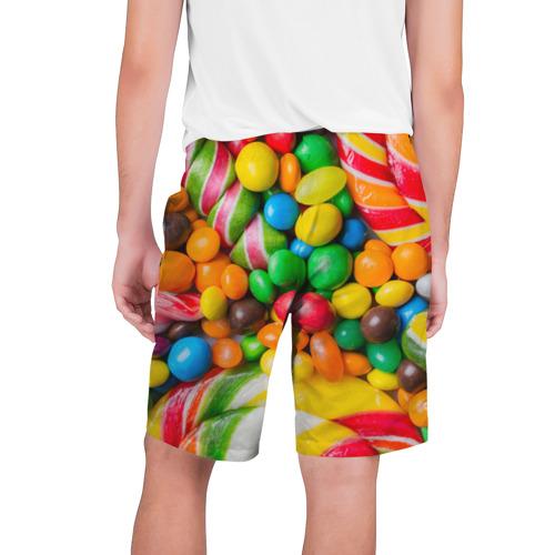 Мужские шорты 3D  Фото 02, Сладкоежка