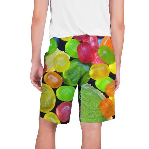 Мужские шорты 3D  Фото 02, Карамельки