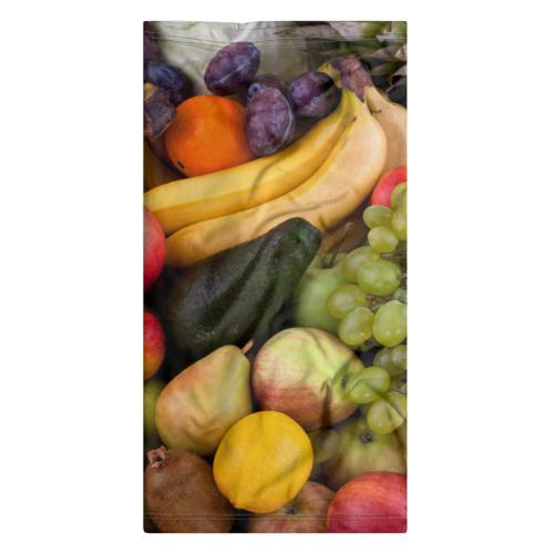Бандана-труба 3D  Фото 07, Спелые фрукты