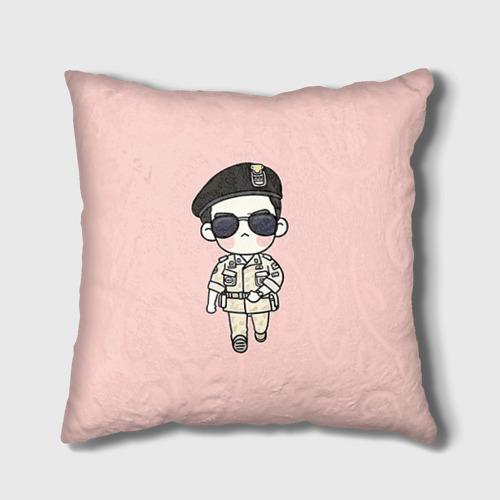 Подушка 3D SONG JOONG KI Фото 01