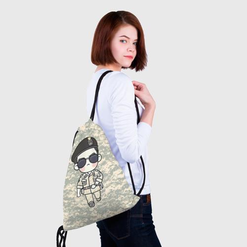 Рюкзак-мешок 3D SONG JOONG KI Фото 01