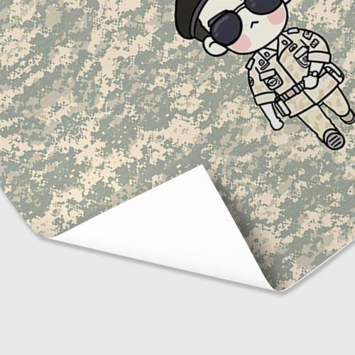 Бумага для упаковки 3D SONG JOONG KI Фото 01