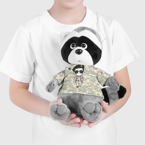 Енотик в футболке 3D SONG JOONG KI Фото 01