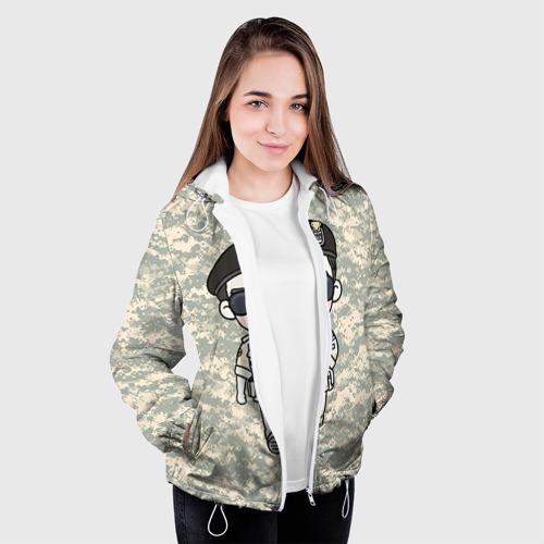 Женская куртка 3D SONG JOONG KI Фото 01