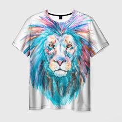 Живописный лев