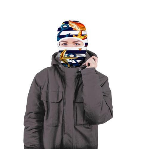 Балаклава 3D  Фото 04, Моряк
