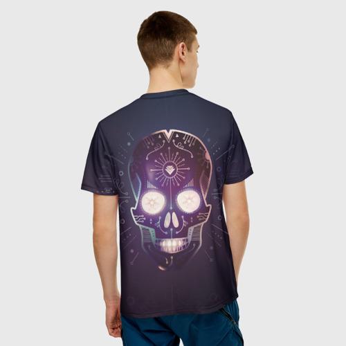 Мужская футболка 3D  Фото 02, Cura