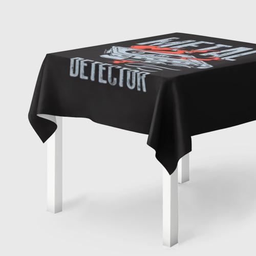 Скатерть 3D  Фото 01, Metal Detector
