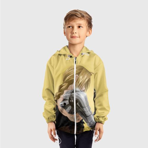 Детская ветровка 3D  Фото 03, Fullmetal Alchemist