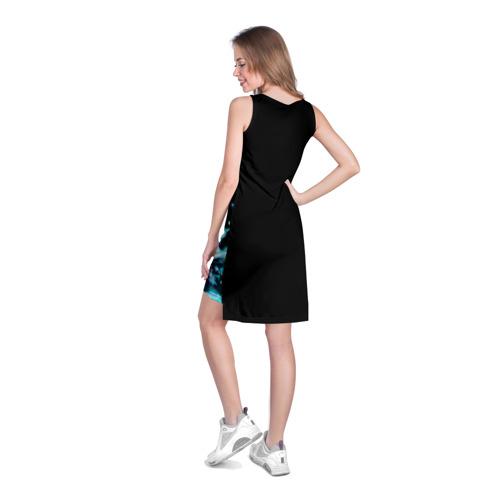 Платье-майка 3D  Фото 04, Blue Exorcist