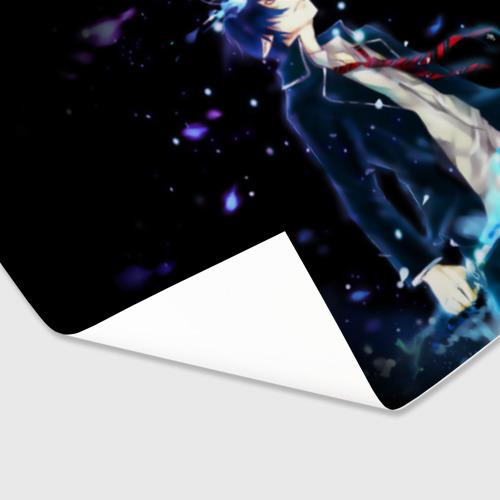 Бумага для упаковки 3D Blue Exorcist Фото 01