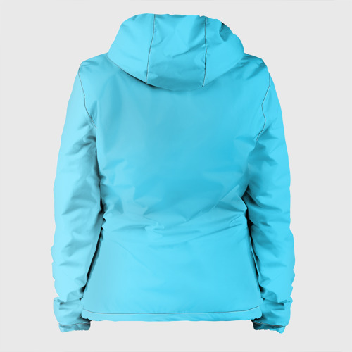 Женская куртка 3D  Фото 02, Blue Exorcist