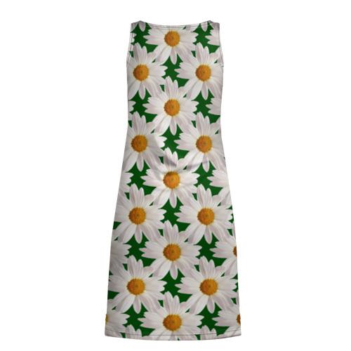 Платье-майка 3D  Фото 02, Ромашки