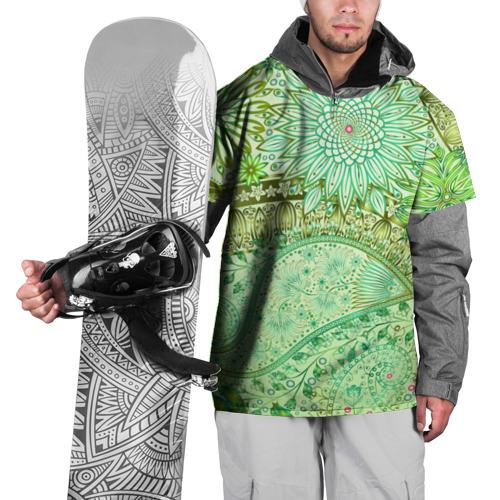 Накидка на куртку 3D  Фото 01, Коллекция Balmain