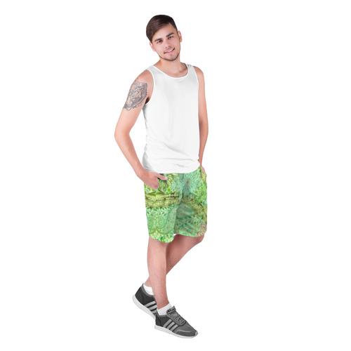Мужские шорты 3D  Фото 03, Коллекция Balmain