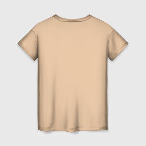 Женская футболка 3D Catpuccino Фото 01