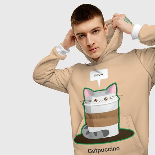 Мужская толстовка 3D