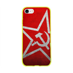 Флаг СССР: Серп и Молот