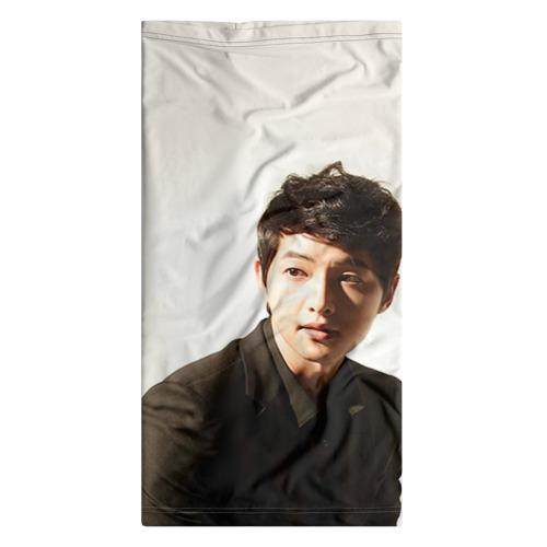Бандана-труба 3D Сон Чжун Ки Фото 01