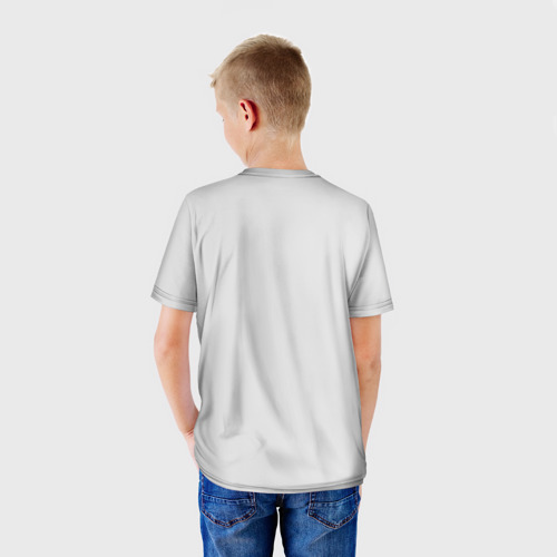 Детская футболка 3D Дорамы Фото 01