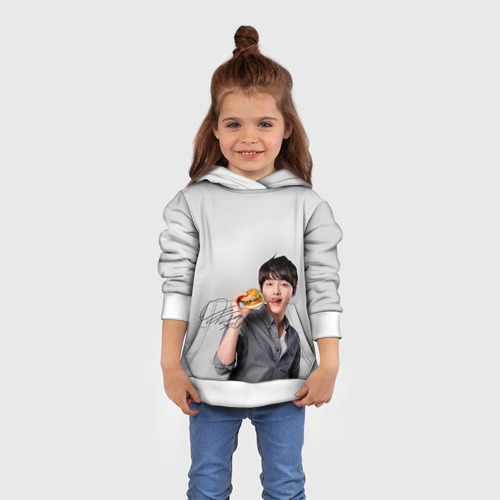 Детская толстовка 3D Дорамы Фото 01