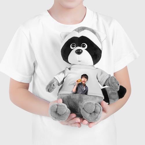 Енотик в футболке 3D Дорамы Фото 01