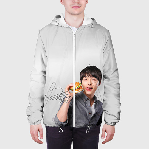 Мужская куртка 3D Дорамы Фото 01