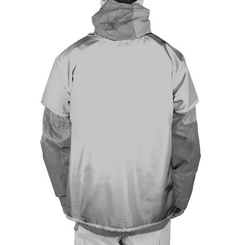 Накидка на куртку 3D  Фото 02, Дорамы