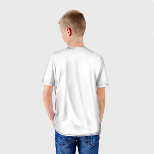 Детская футболка 3D  Фото 02, Сон Чжун Ки