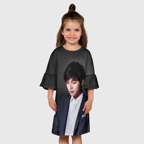 Детское платье 3D Lee Min Ho Фото 01