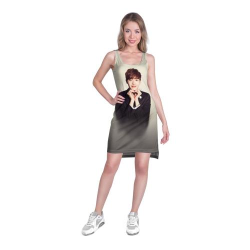 Платье-майка 3D  Фото 03, Super Junior