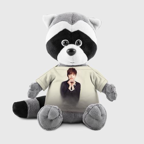 Игрушка Енотик в футболке 3D Super Junior Фото 01