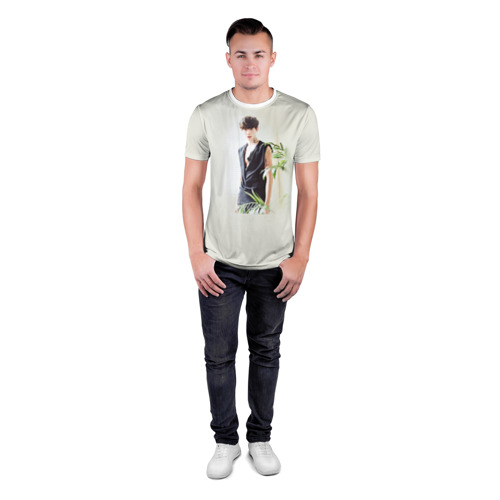 Мужская футболка 3D спортивная  Фото 04, Дорамы