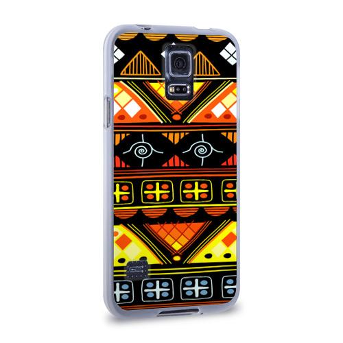 Чехол для Samsung Galaxy S5 силиконовый  Фото 02, Element ethnic