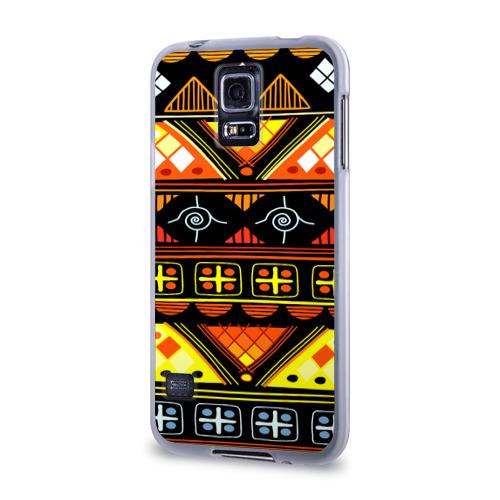 Чехол для Samsung Galaxy S5 силиконовый  Фото 03, Element ethnic