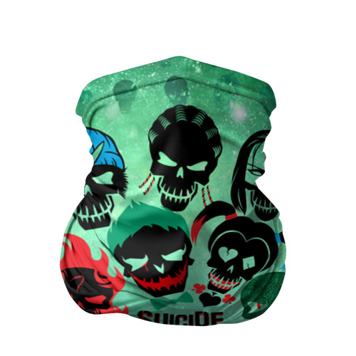 Бандана-труба 3D Suicide Squad