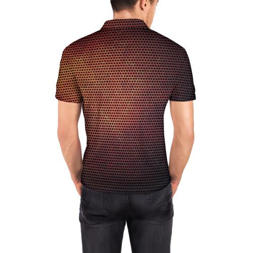 Мужская рубашка поло 3D  Фото 04, MMA